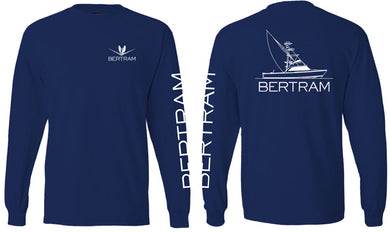 Bertram 35 Long Sleeve Tee