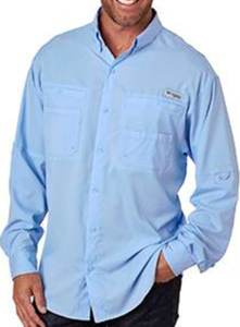 COLUMBIA LONG SLEEVE TAMIAMI II