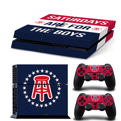 PS4 Gaming Skin - SAFTB version