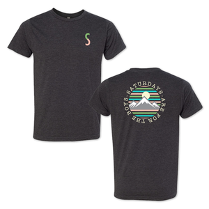 Premium SAFTB Mountains Tee