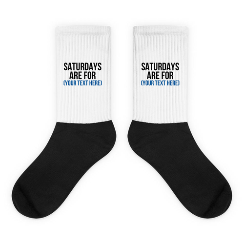 CUSTOM - Socks