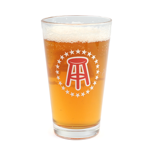 Pint Glass - Stool Star