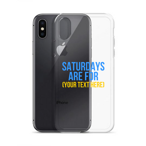 CUSTOM - iPhone Case