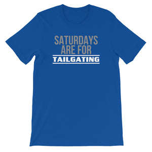 Saturdays Are For TAILGATING Unisex T-Shirt
