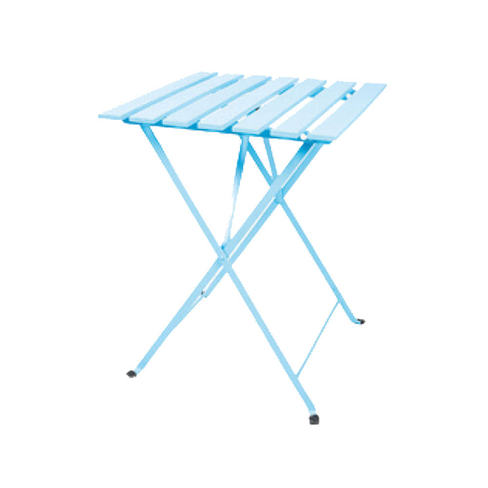 Bistro Table Blue