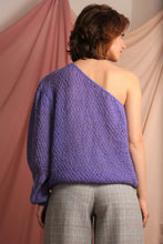 Load image into Gallery viewer, Sustainable & ethically made hand knitted sweater