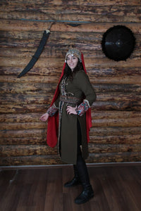 Kayi Women's Dress Halime Sultan Outfit