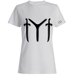 Kayi Women's IYI Swords T-Shirt - KAYILAR PAZAR