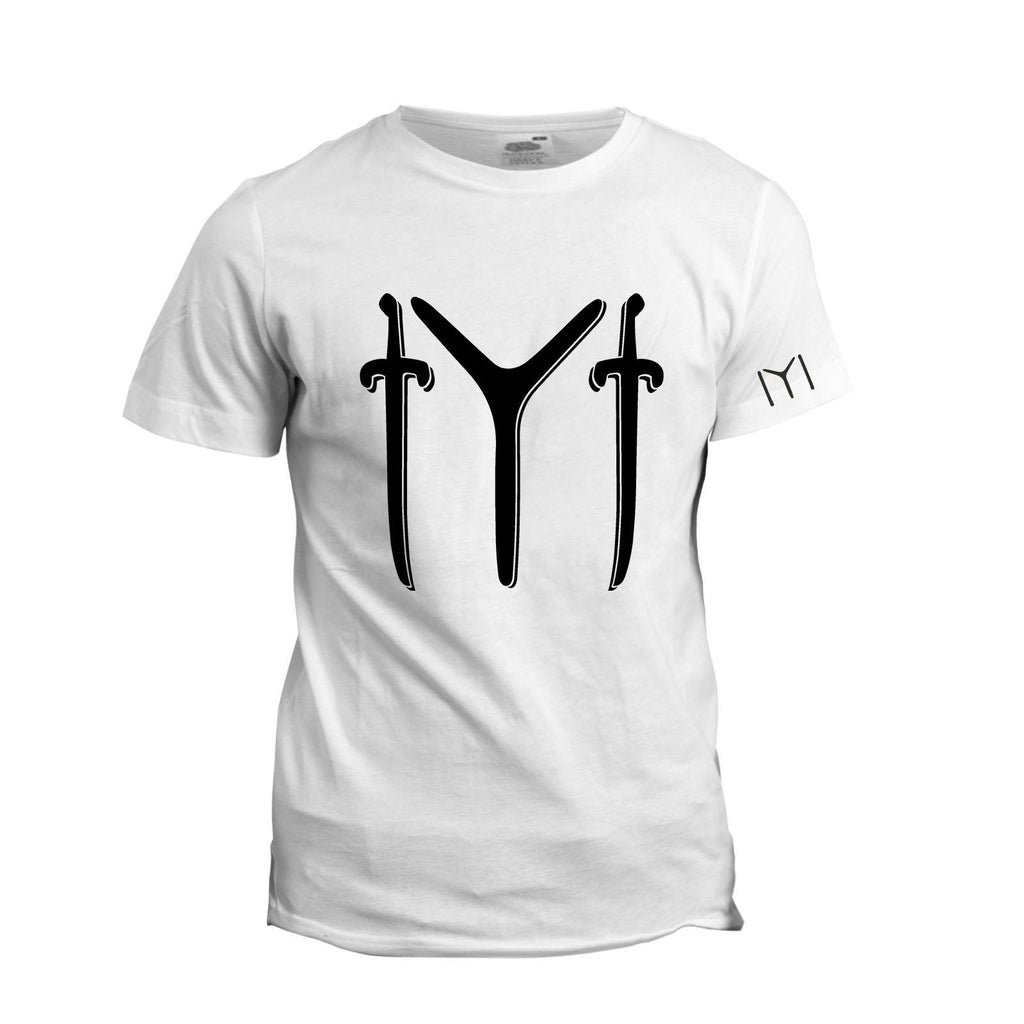 Kayi Men's IYI Swords T-Shirt - KAYILAR PAZAR