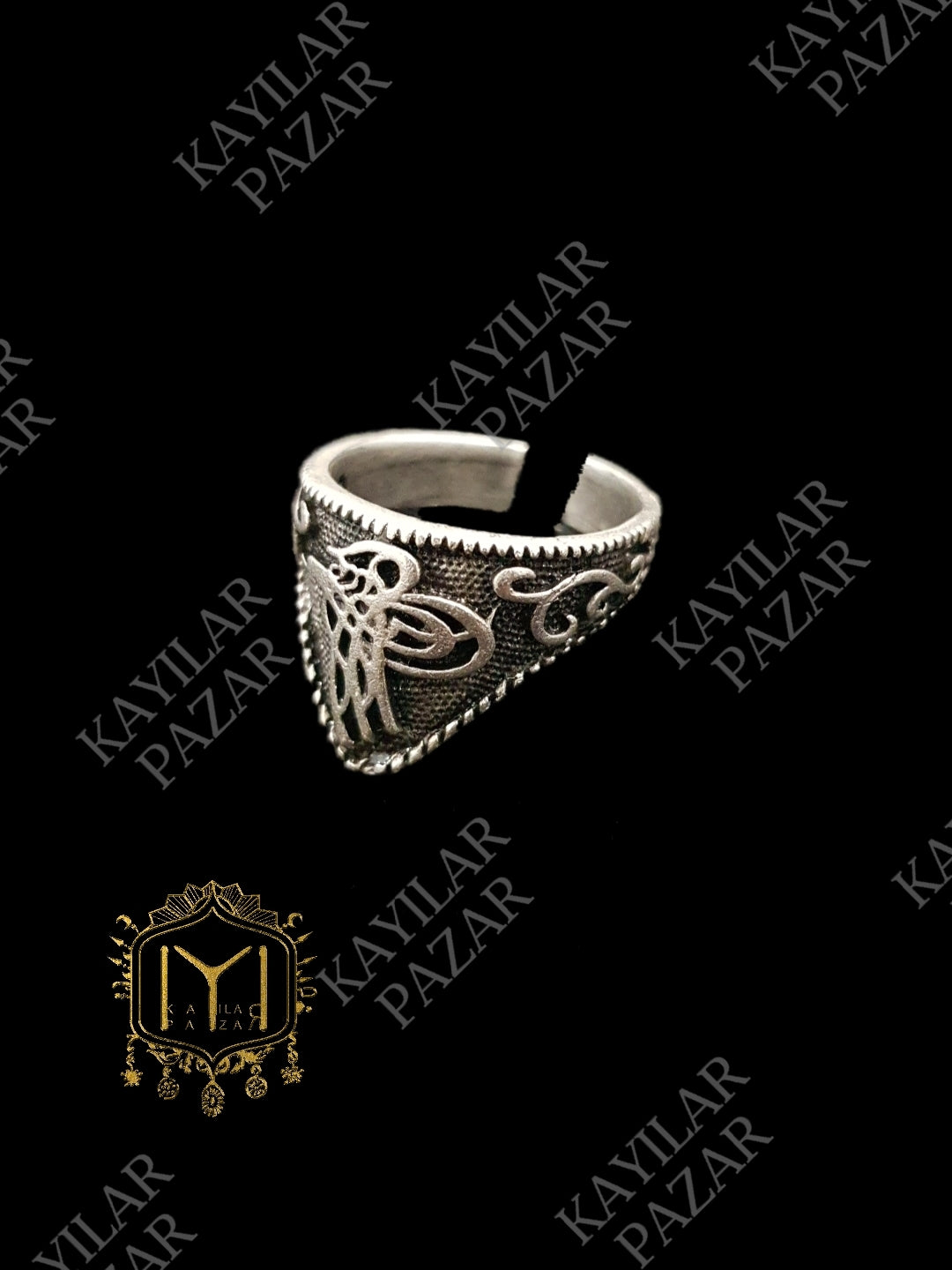 IYI Kayi Ertugrul Bey Ring Adjustable