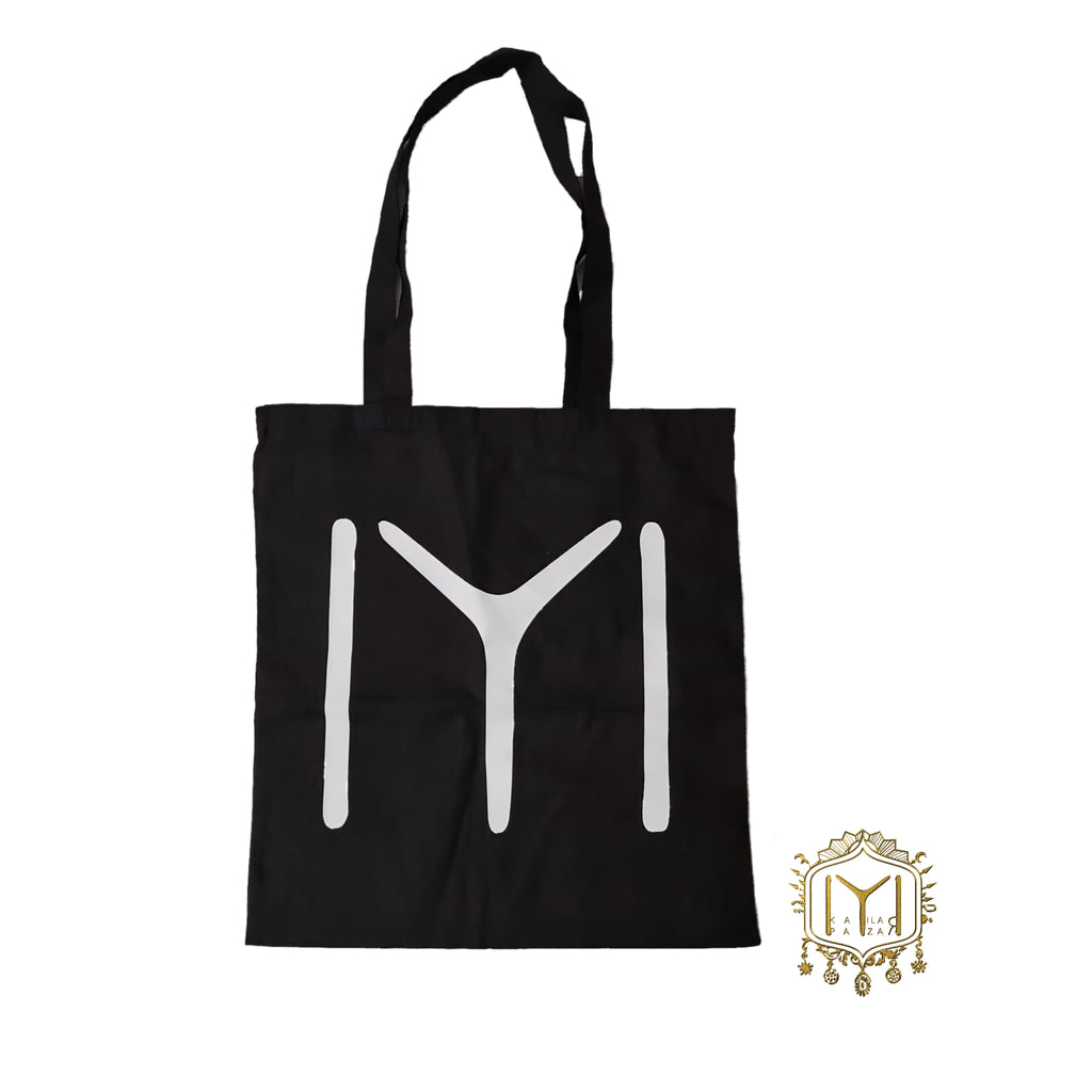 IYI Kayilar Cotton Tote Bag - Gift/Shopping Bag