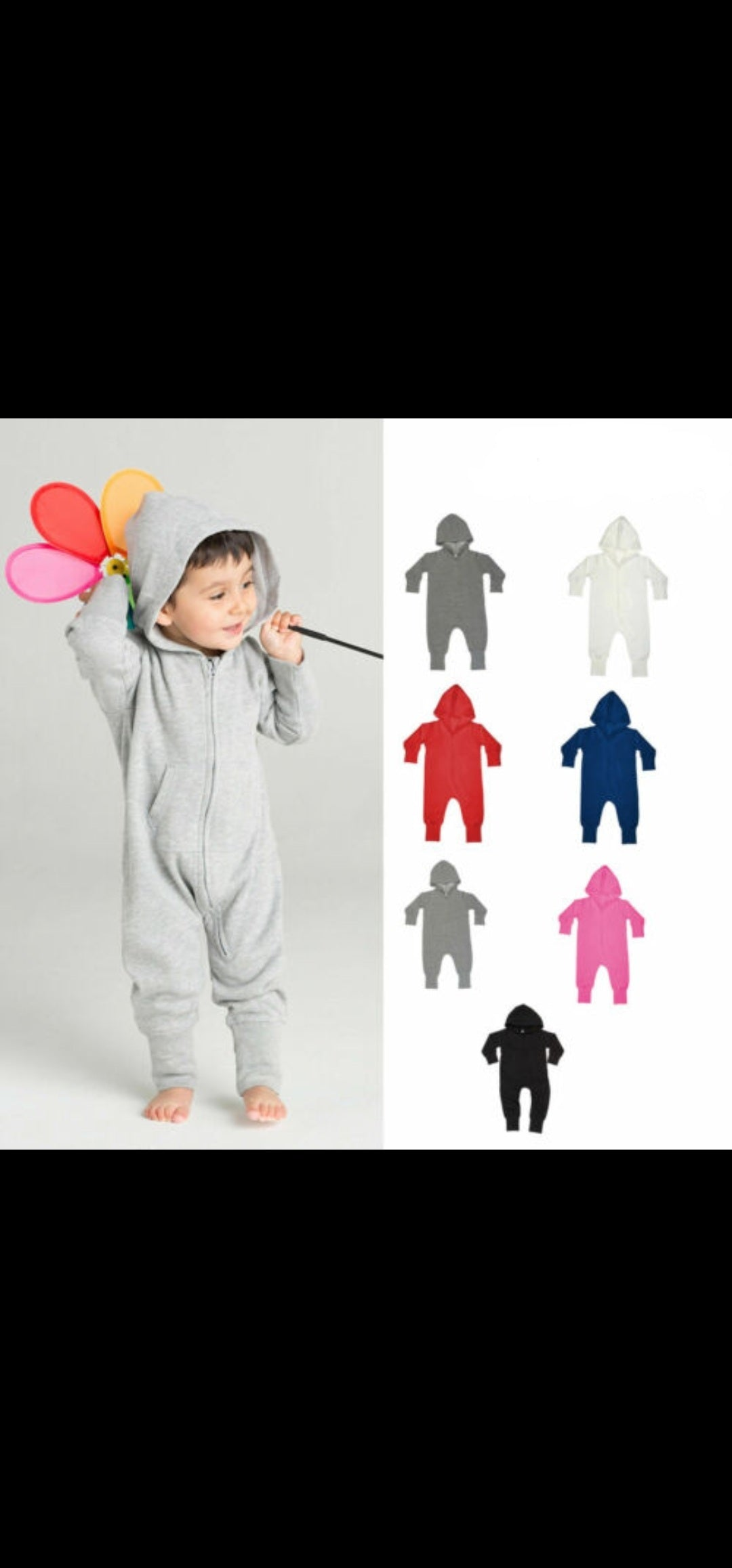 IYI Kayi Baby Beys Children's Onesie All-in-One