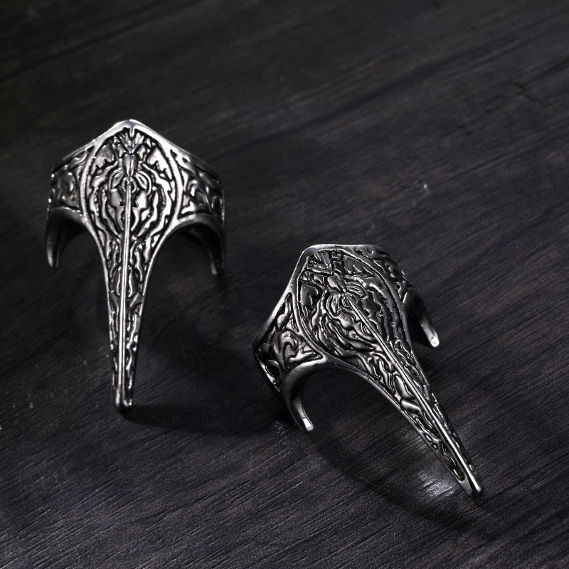 Ertugrul Bey Vintage Weapon Ring