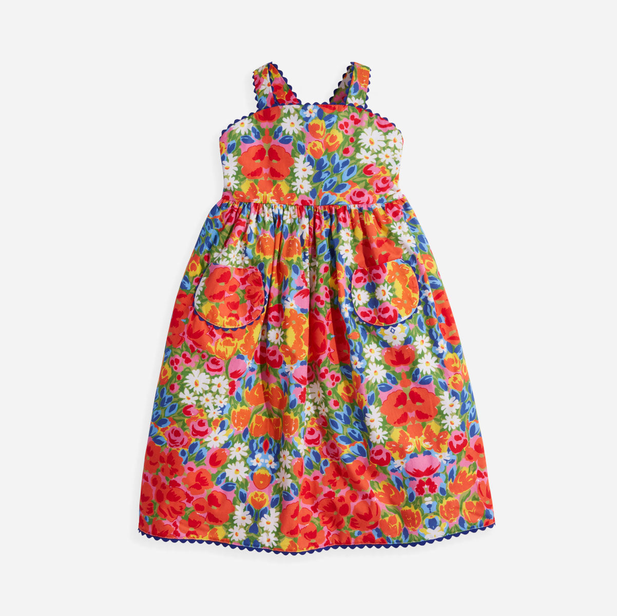 bella bliss x FV Landry Dress Bright Floral