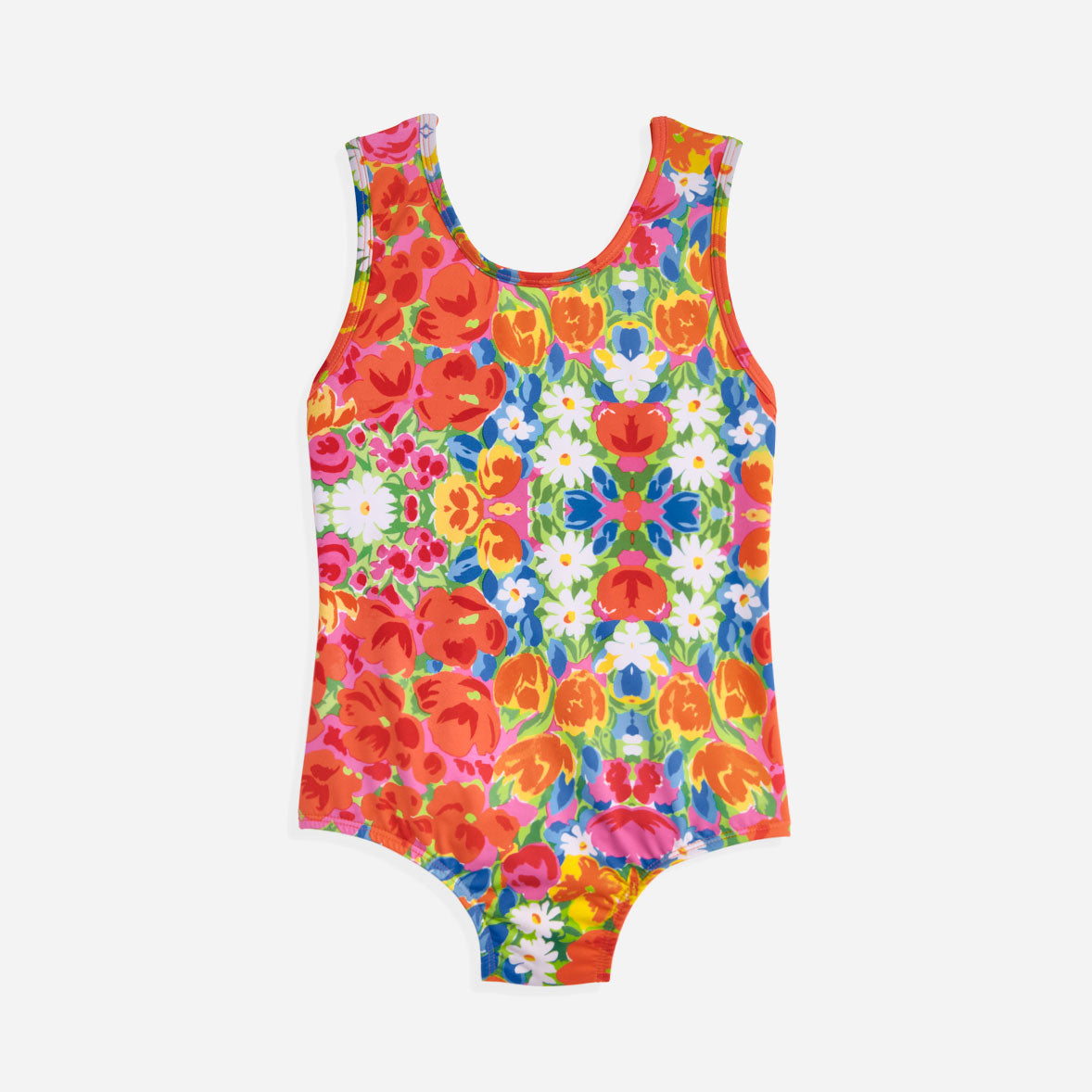 bella bliss x FV Sabrina Bathing Suit Bright Floral
