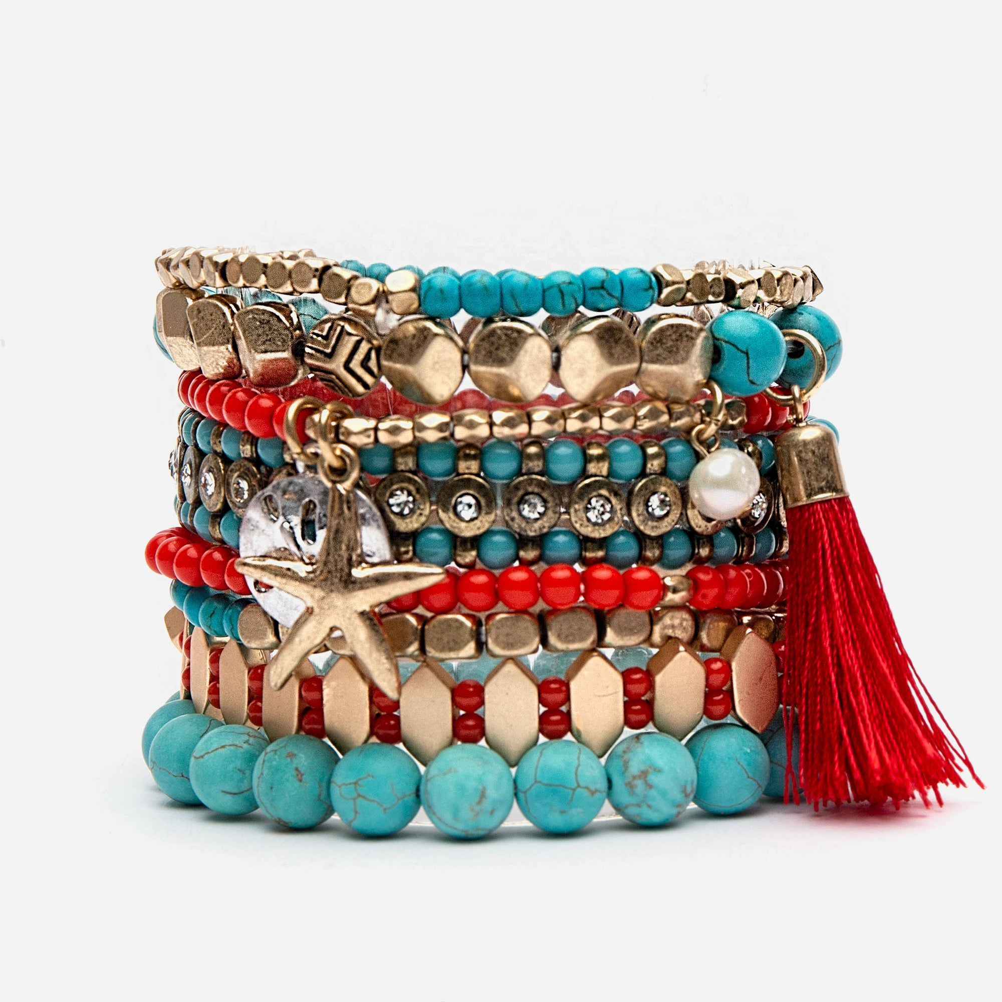 Arizona Stacked Bracelet - Frances Valentine