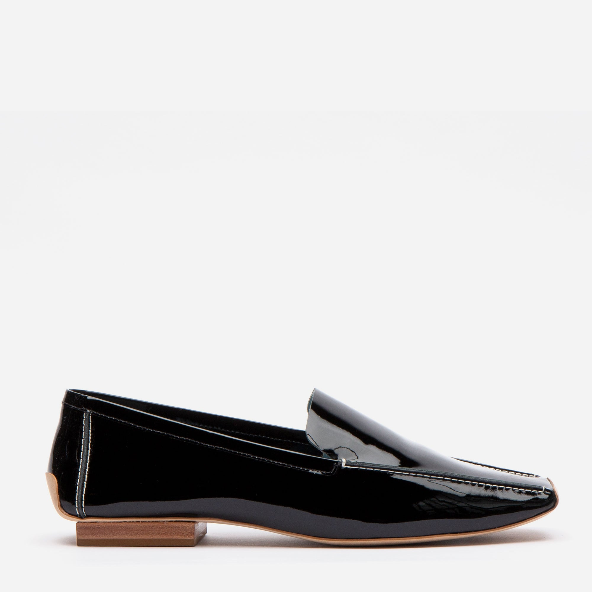 Elyce Loafers Soft Patent Black