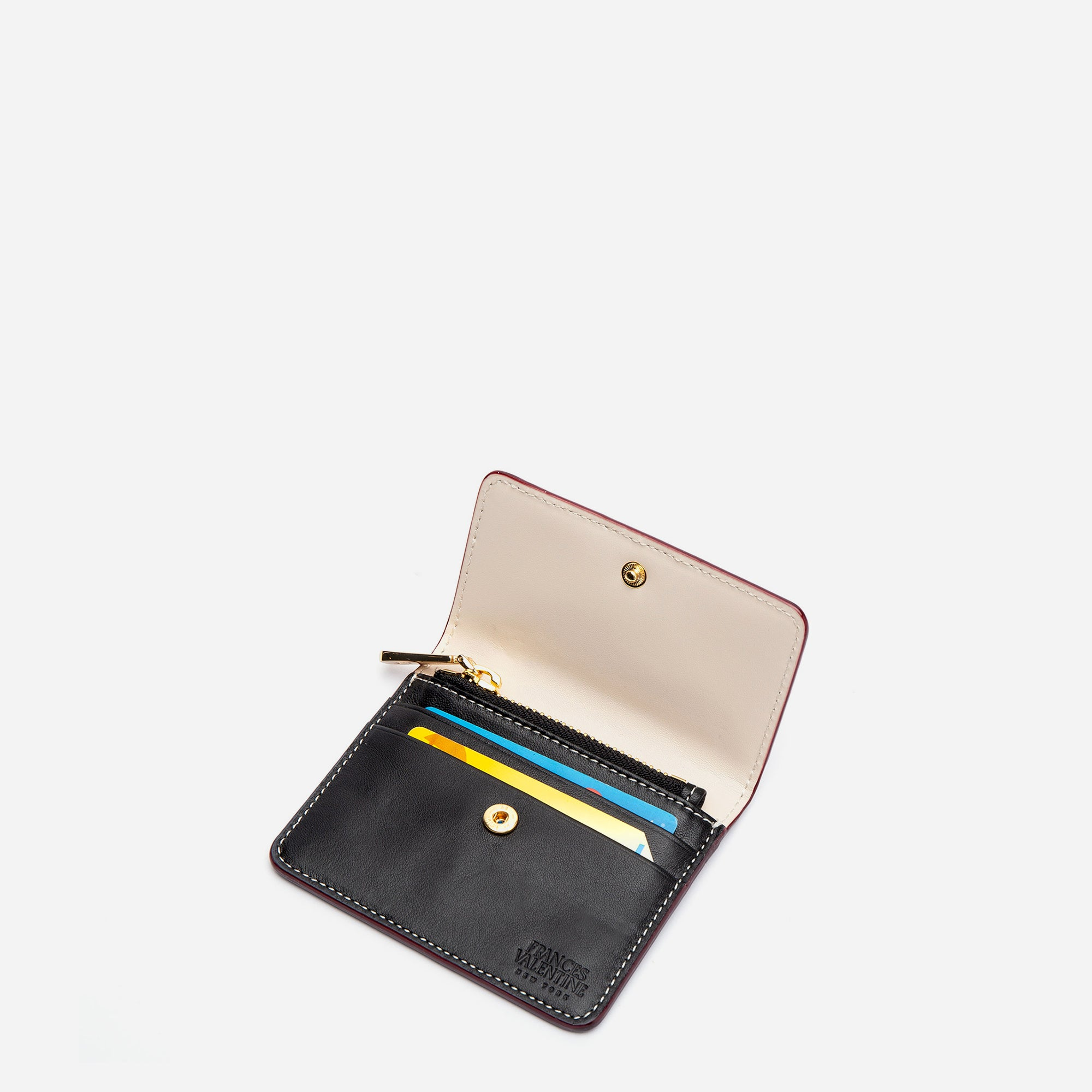 Susan B. Anthony Wallet Black Oyster
