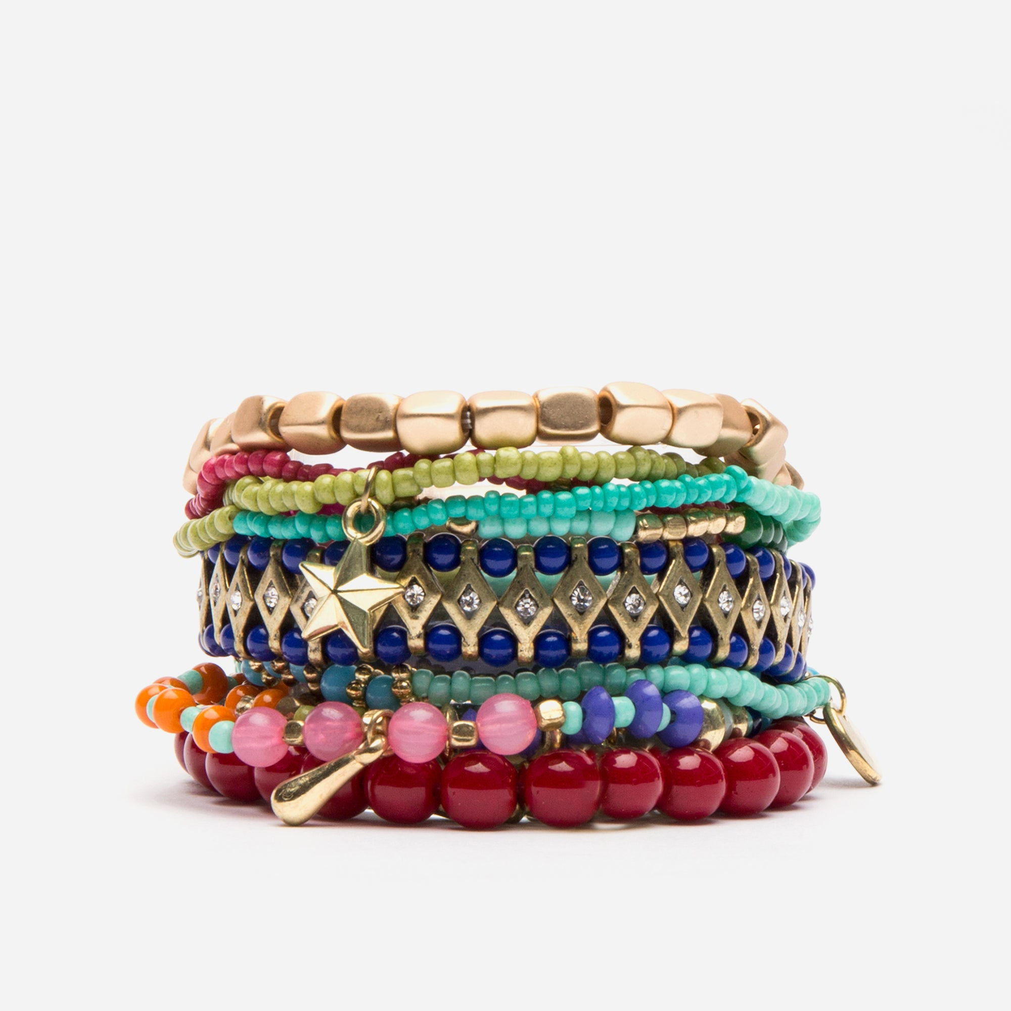 Lucca Stacked Bracelets