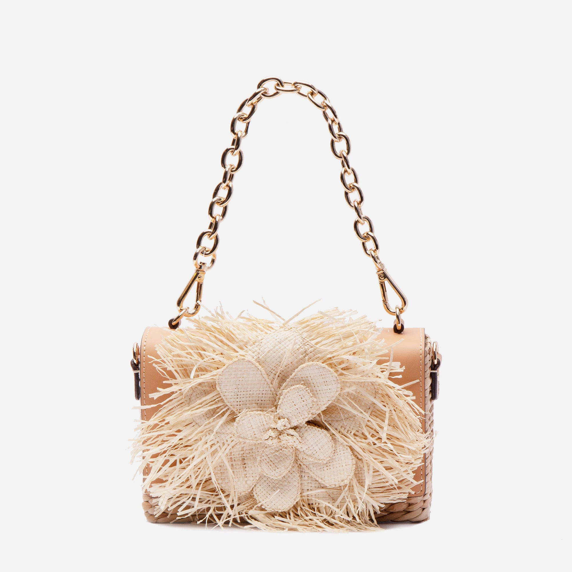 Chick Crossbody Natural - Frances Valentine