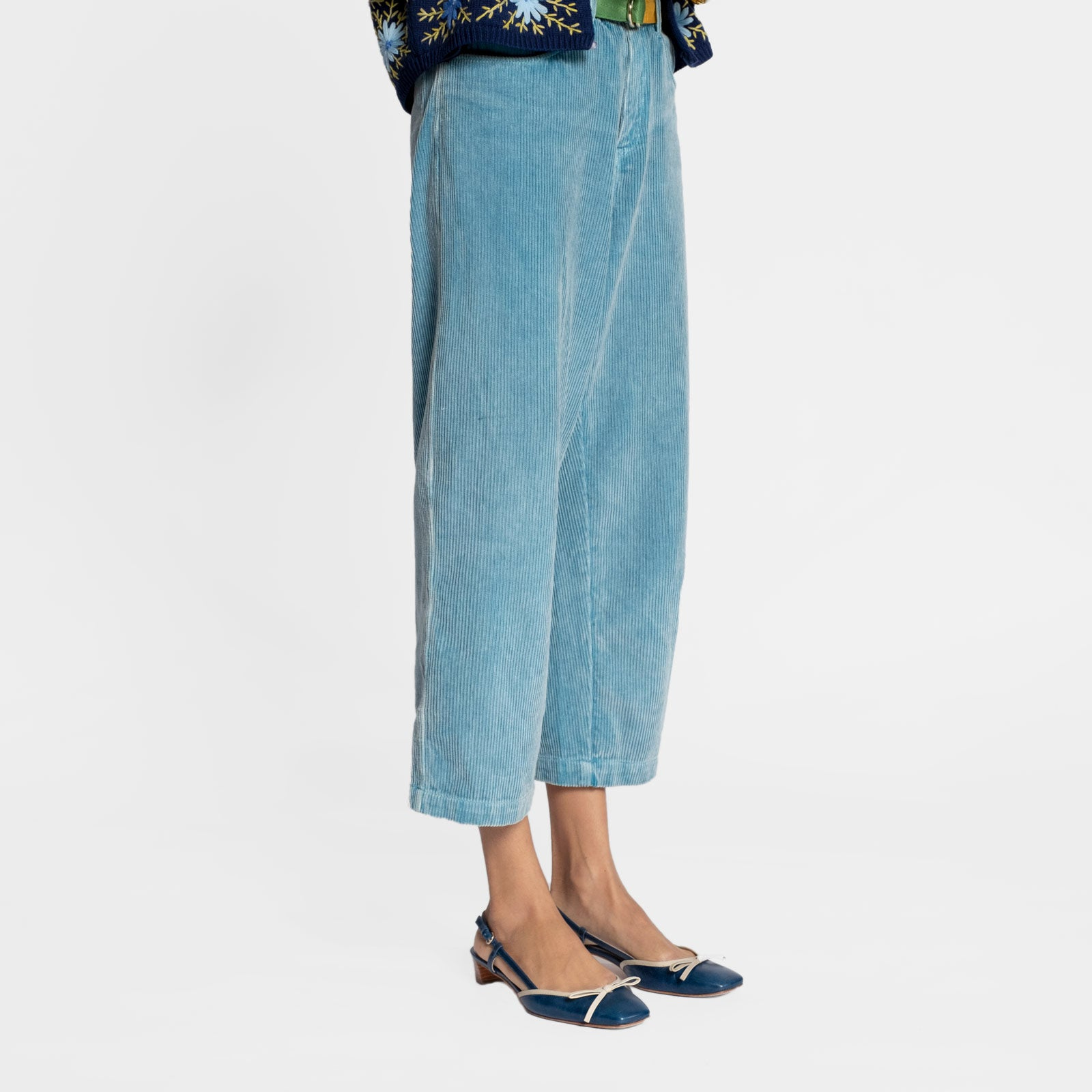 Jane Corduroy Pant Light Blue