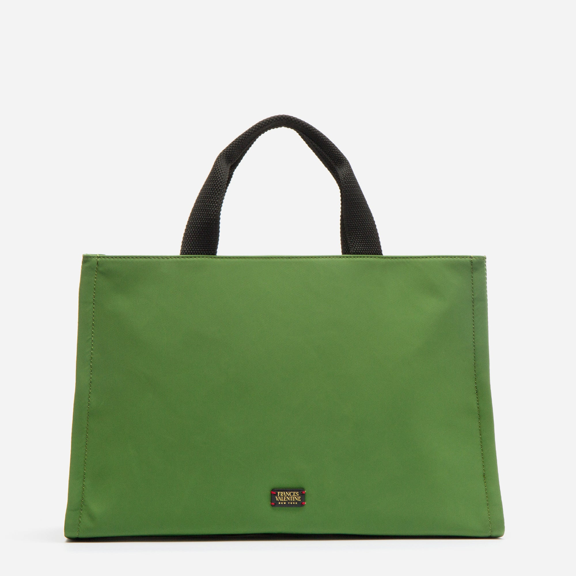 The Kate Top Handle Tote Grass