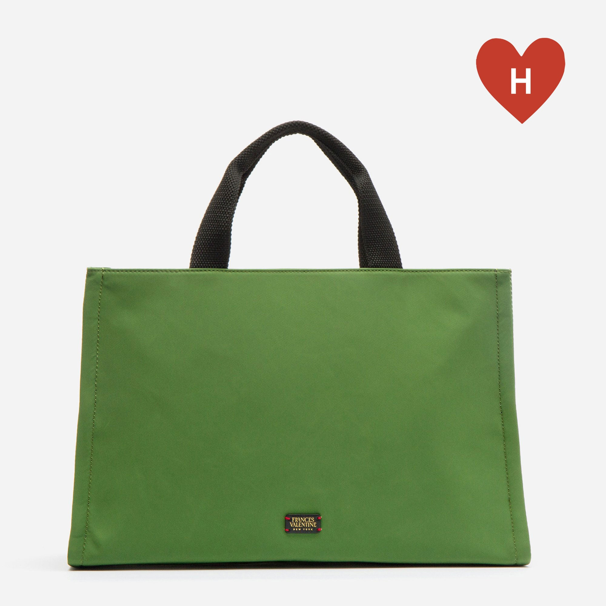 *DONATE TO A HEALTHCARE HERO* Kate Top Handle Tote Grass
