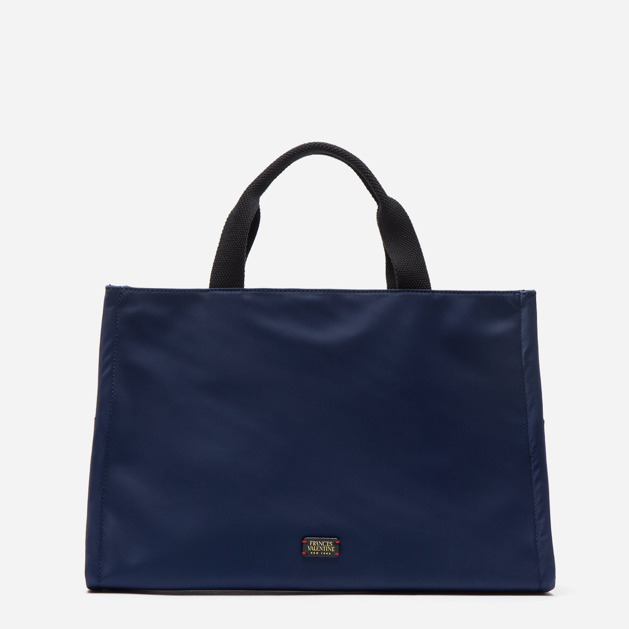 The Kate Top Handle Tote Navy