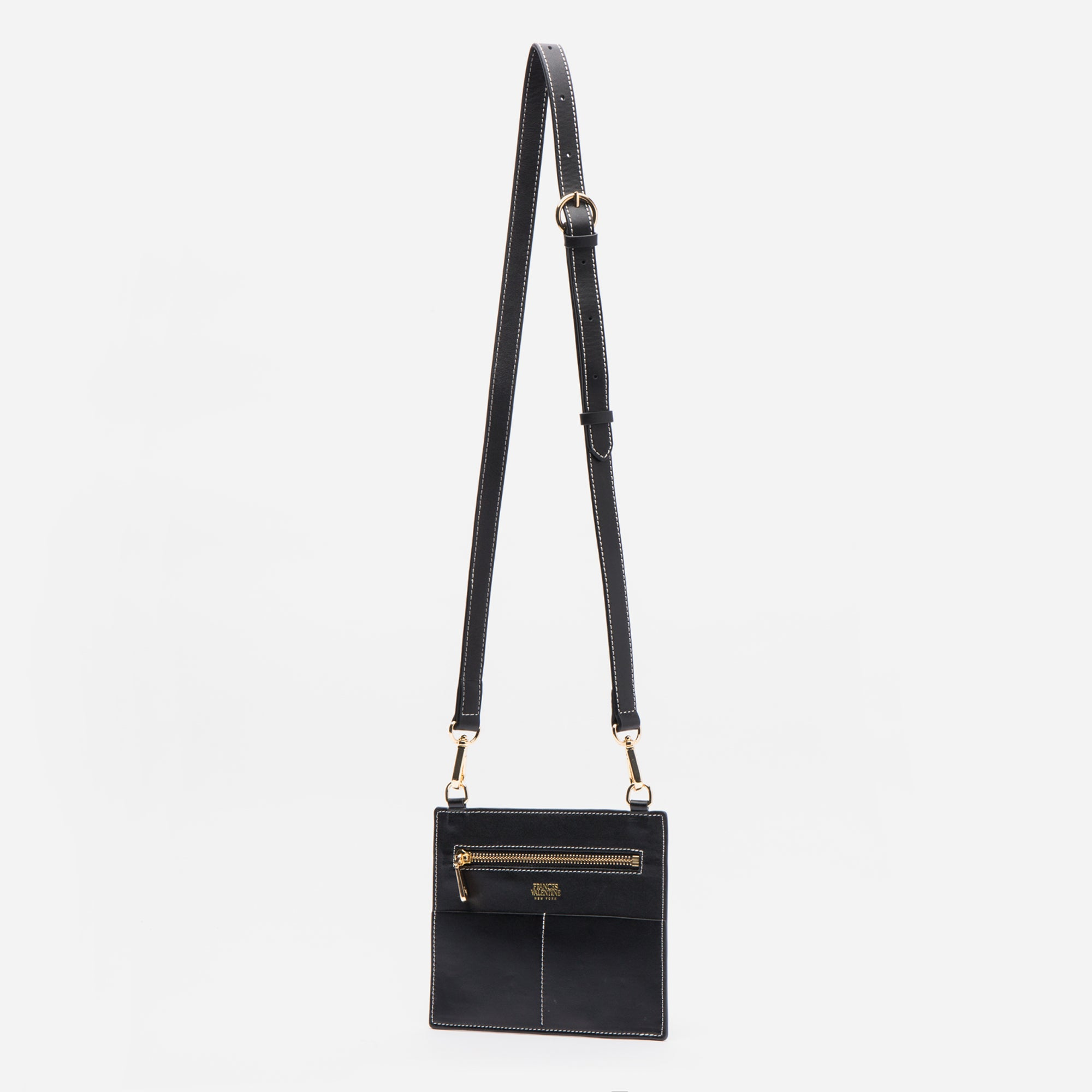Small Chloe Black Leather