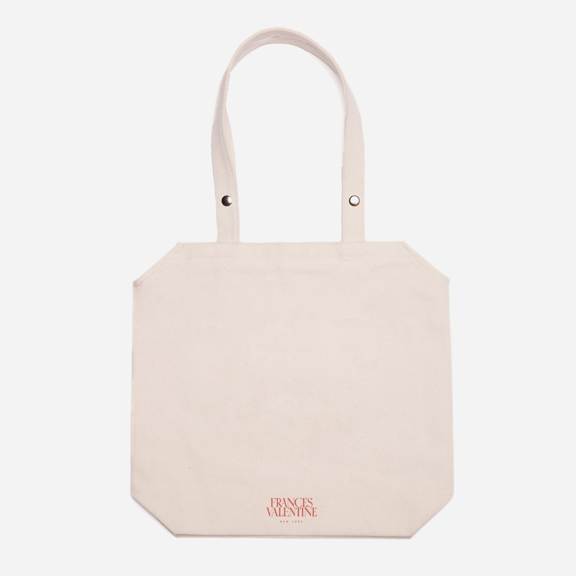 Katy's Favorite Things Canvas Tote Pink