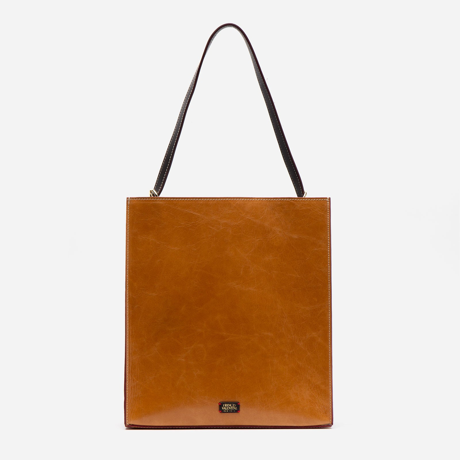 Finn Naplak Leather Caramel Oyster