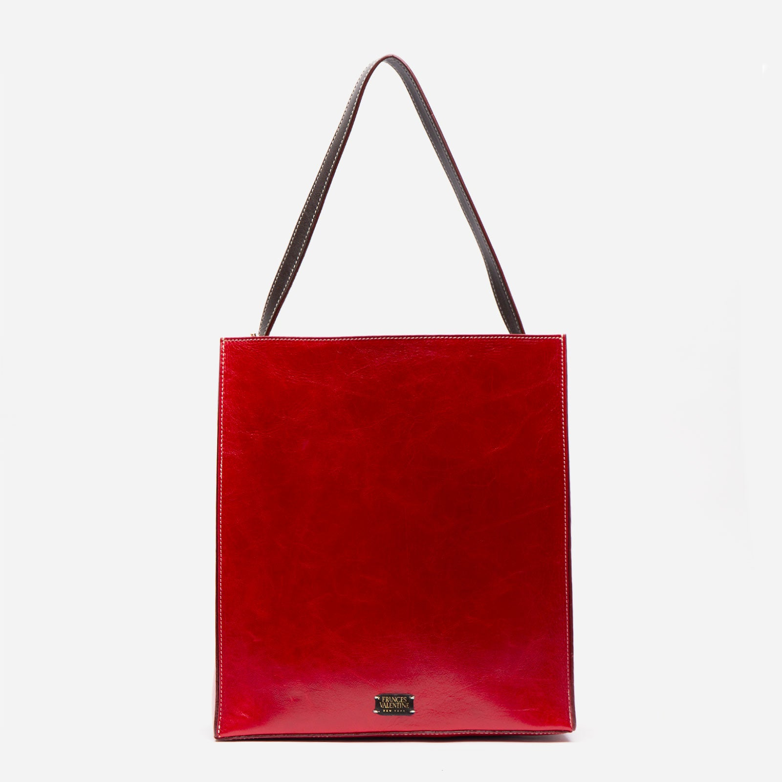 Finn Naplak Leather Red Pink