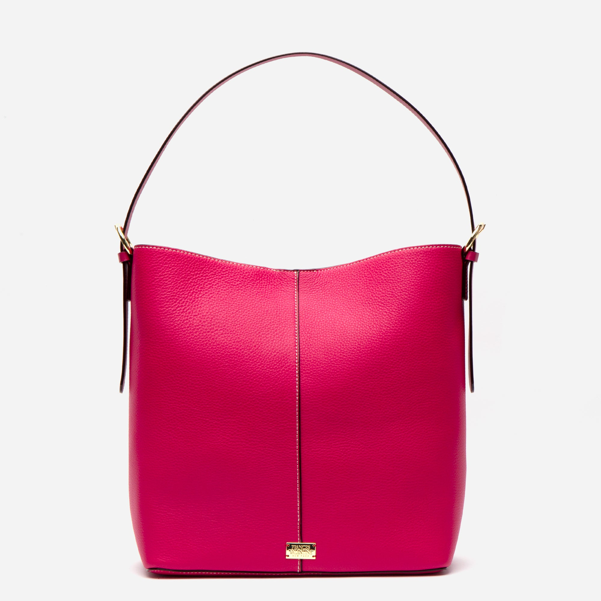 Finn Tumbled Leather Pink