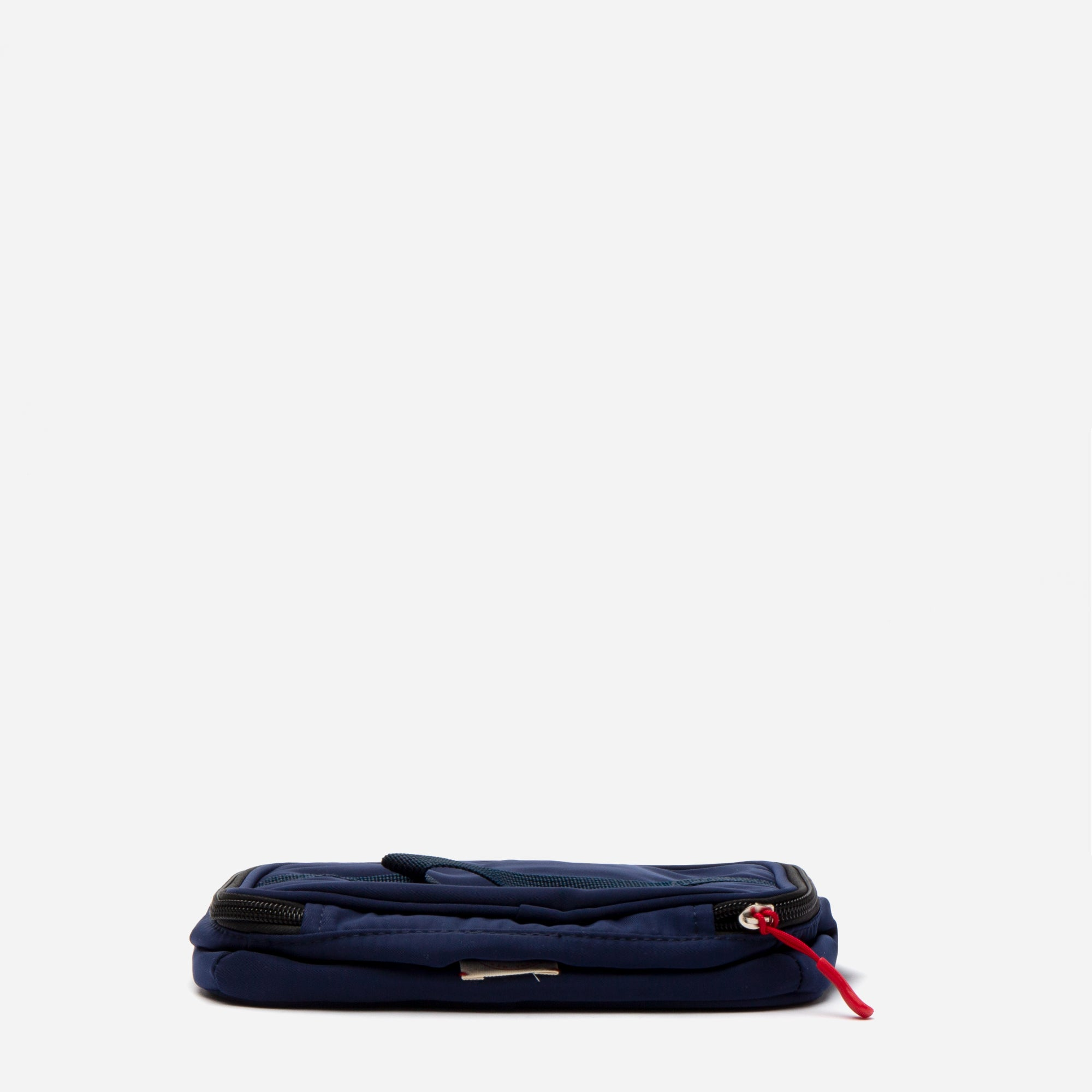 Foldaway Nylon Travel Cosmetic Navy