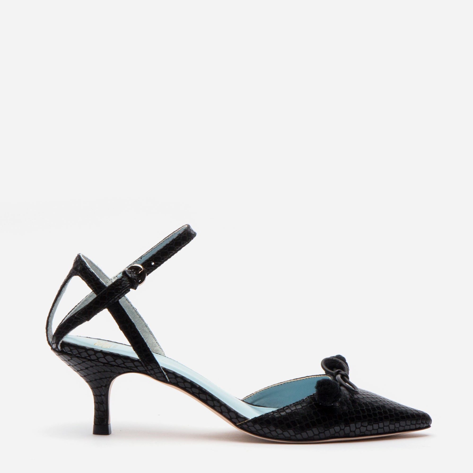 Alister Pointed Toe Snake
