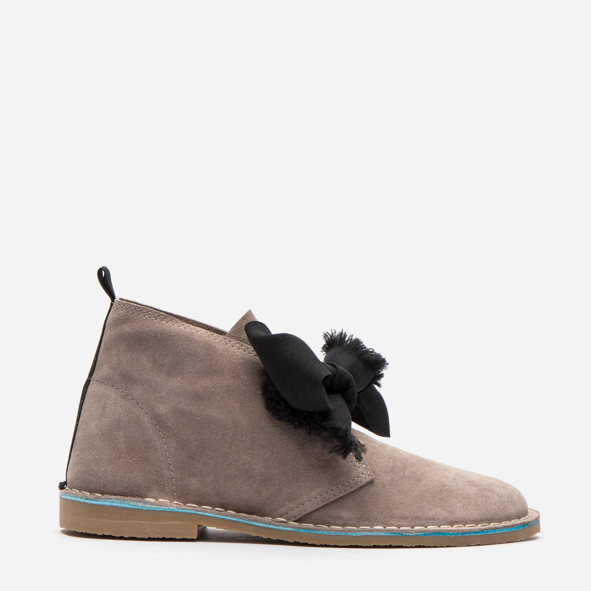 Trip Suede Boot Stone