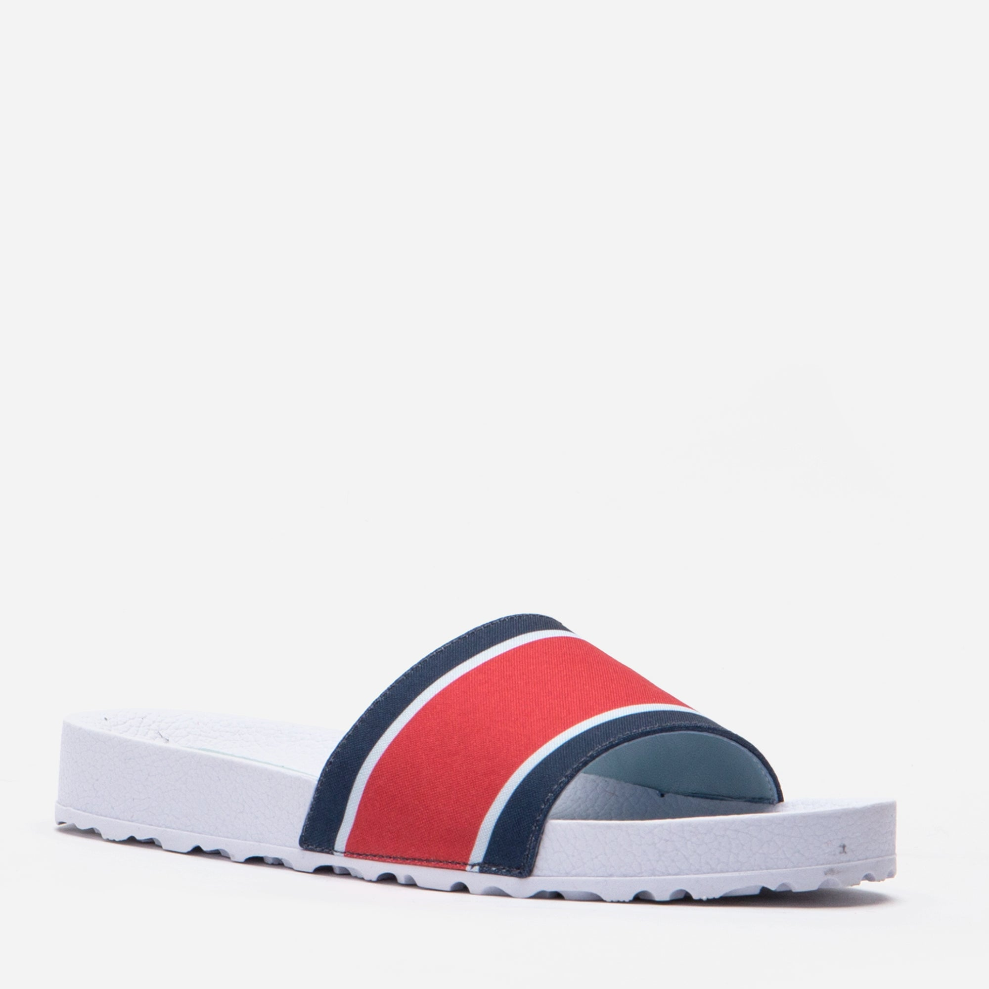 Kit Striped Slide
