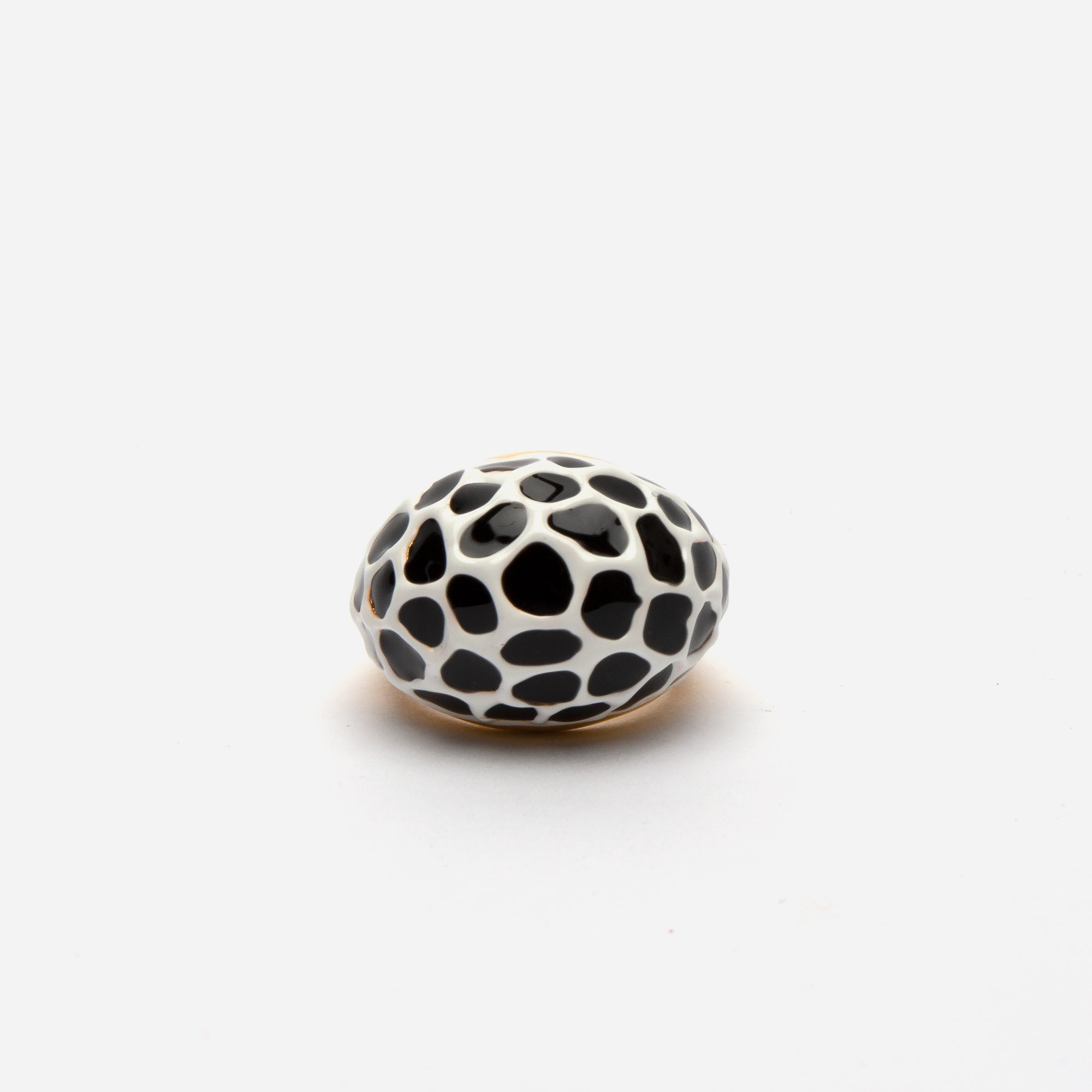 Leopard Dome Ring