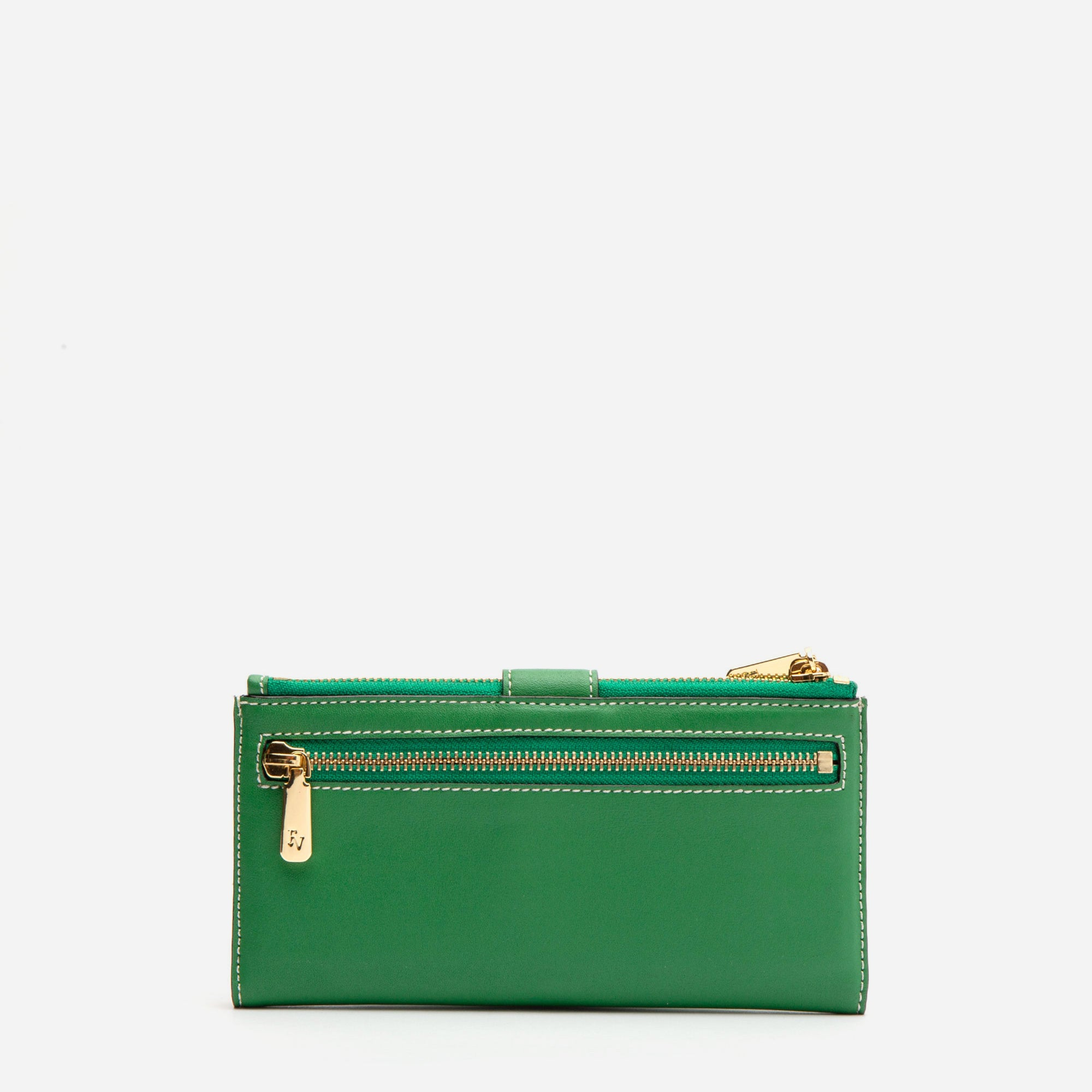 Sacagawea Snap Wallet Green Yellow