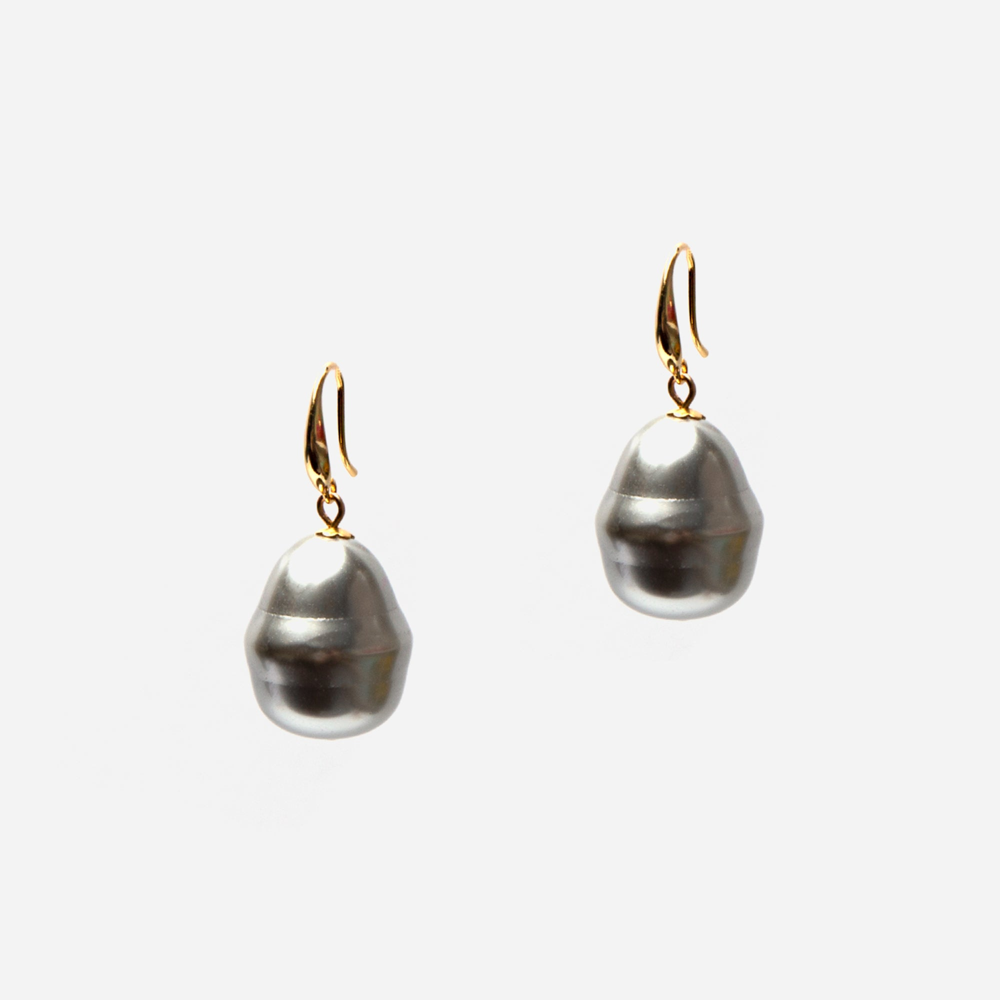 Smoke Buoy Earrings