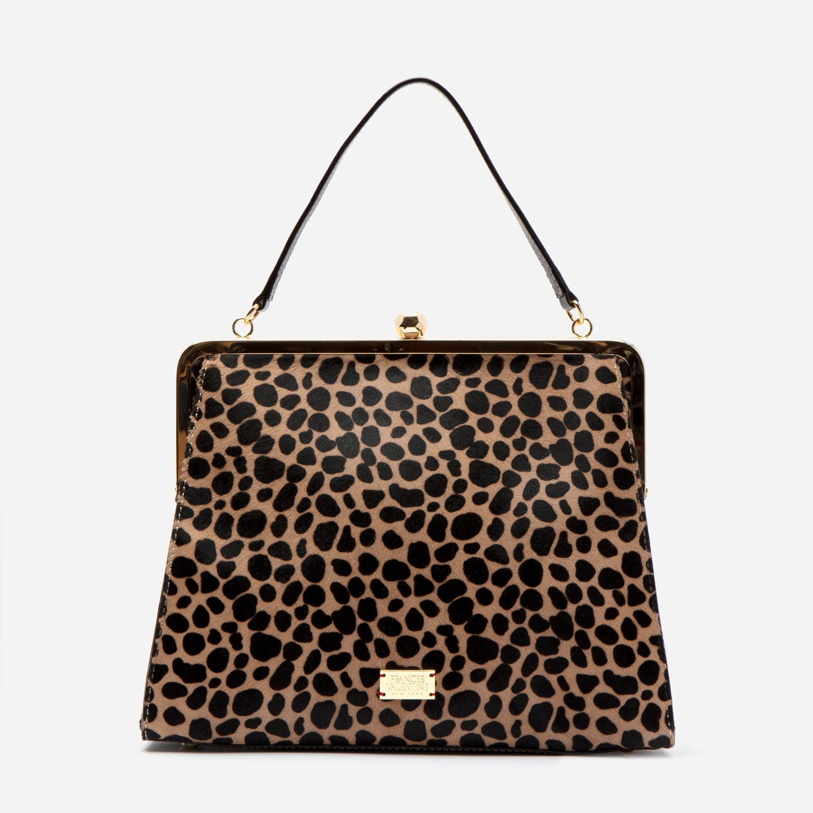 Jackie Printed Haircalf Cheetah