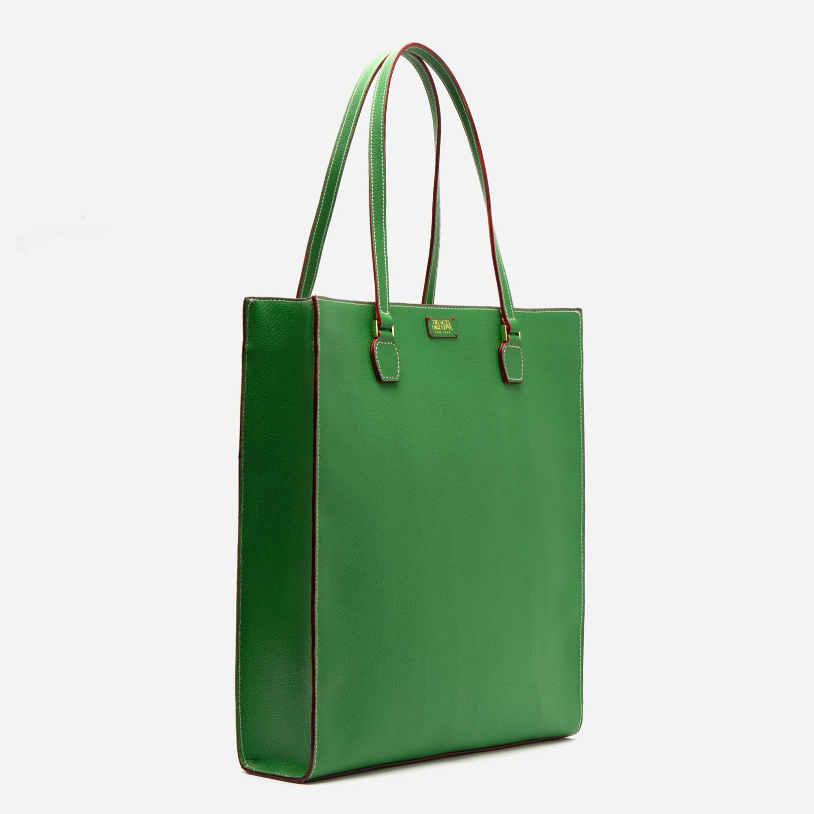 Julia Shopper Boarskin Green