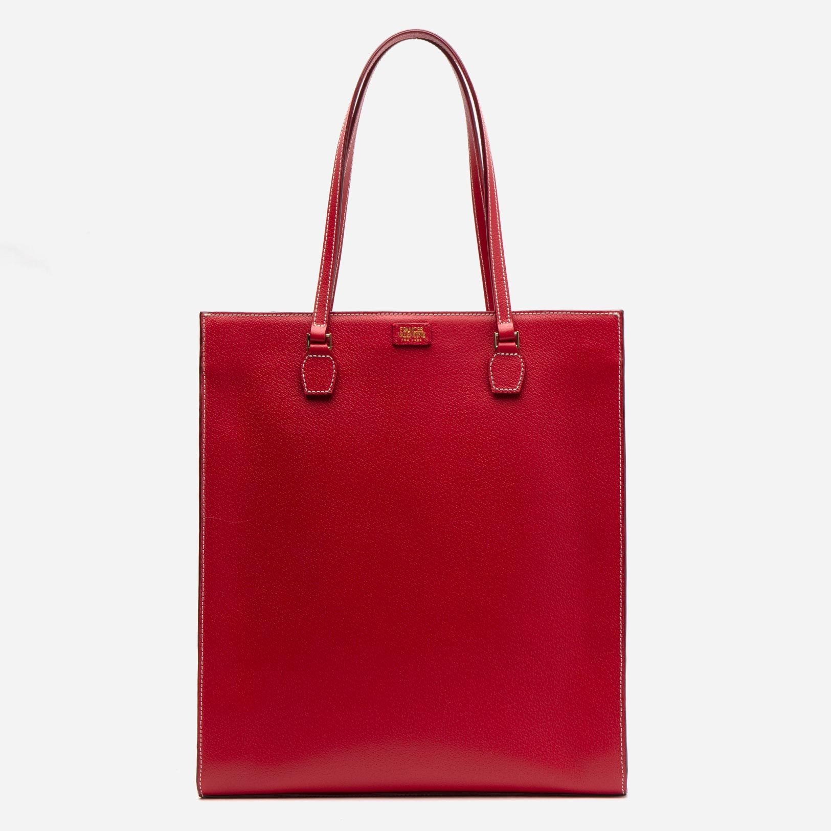 Julia Shopper Boarskin Red