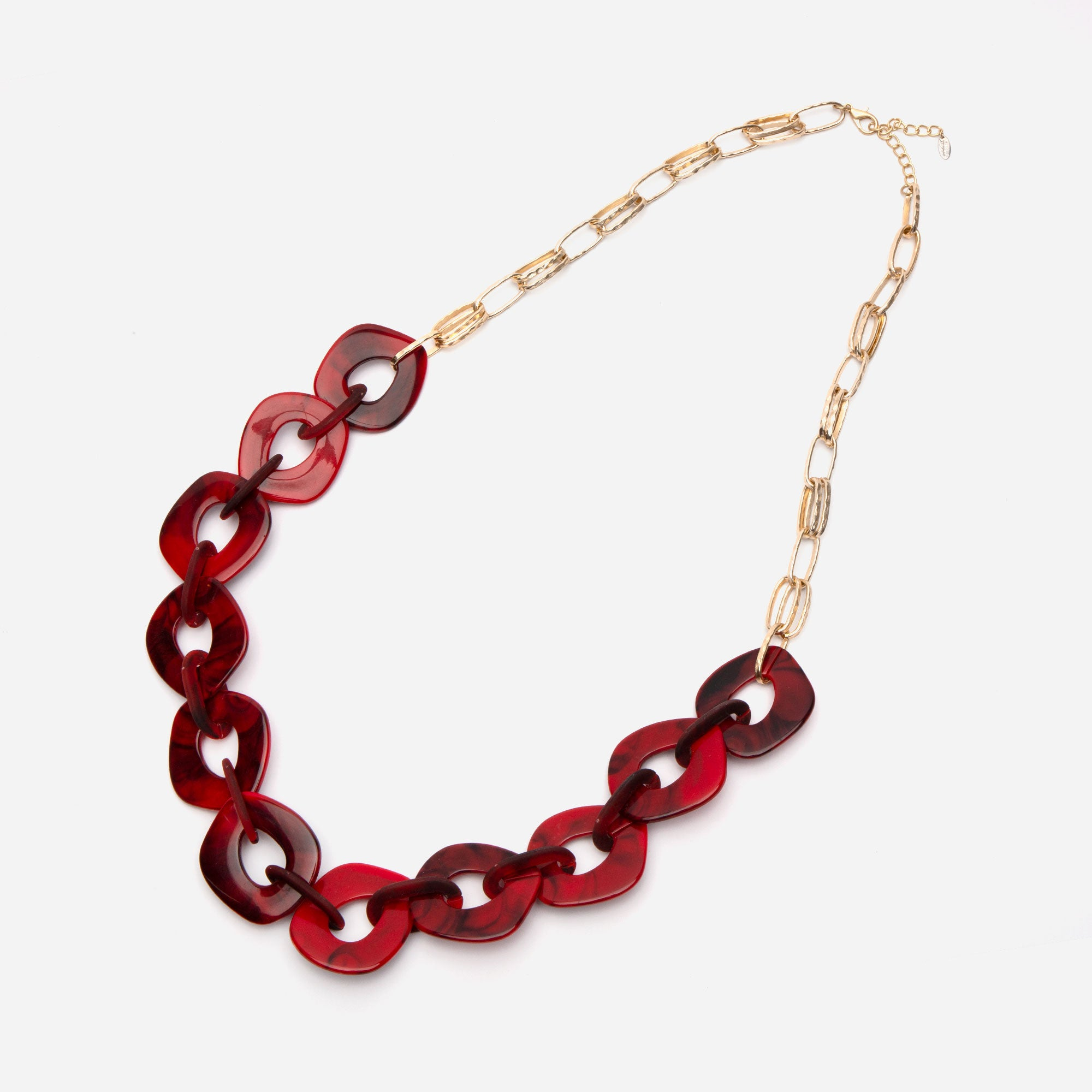 Lava Link Necklace - Frances Valentine