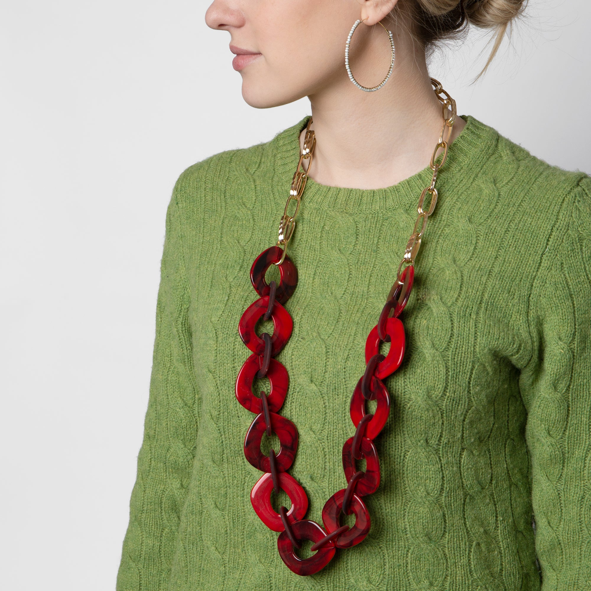 Lava Link Necklace