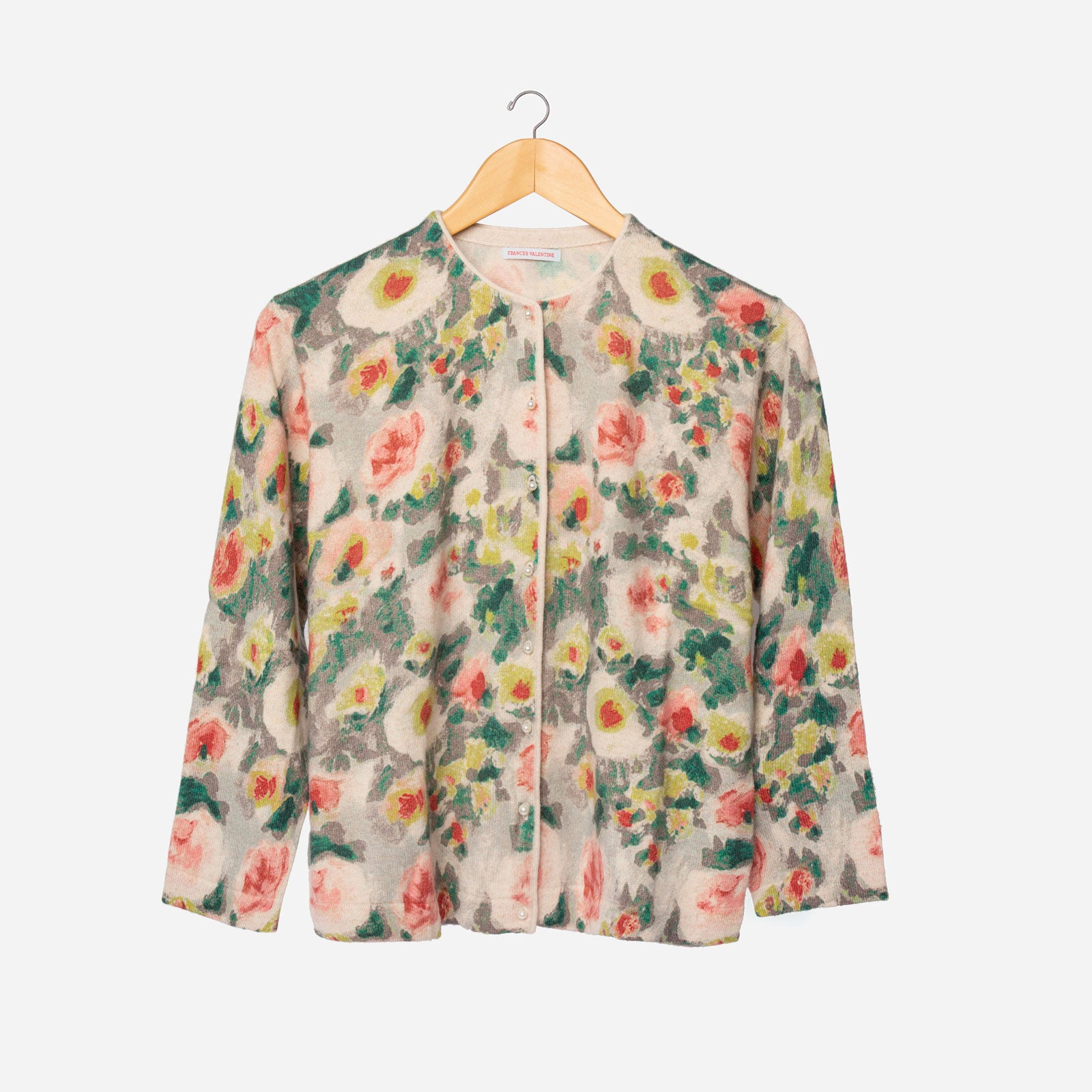Lyon Floral Sweater