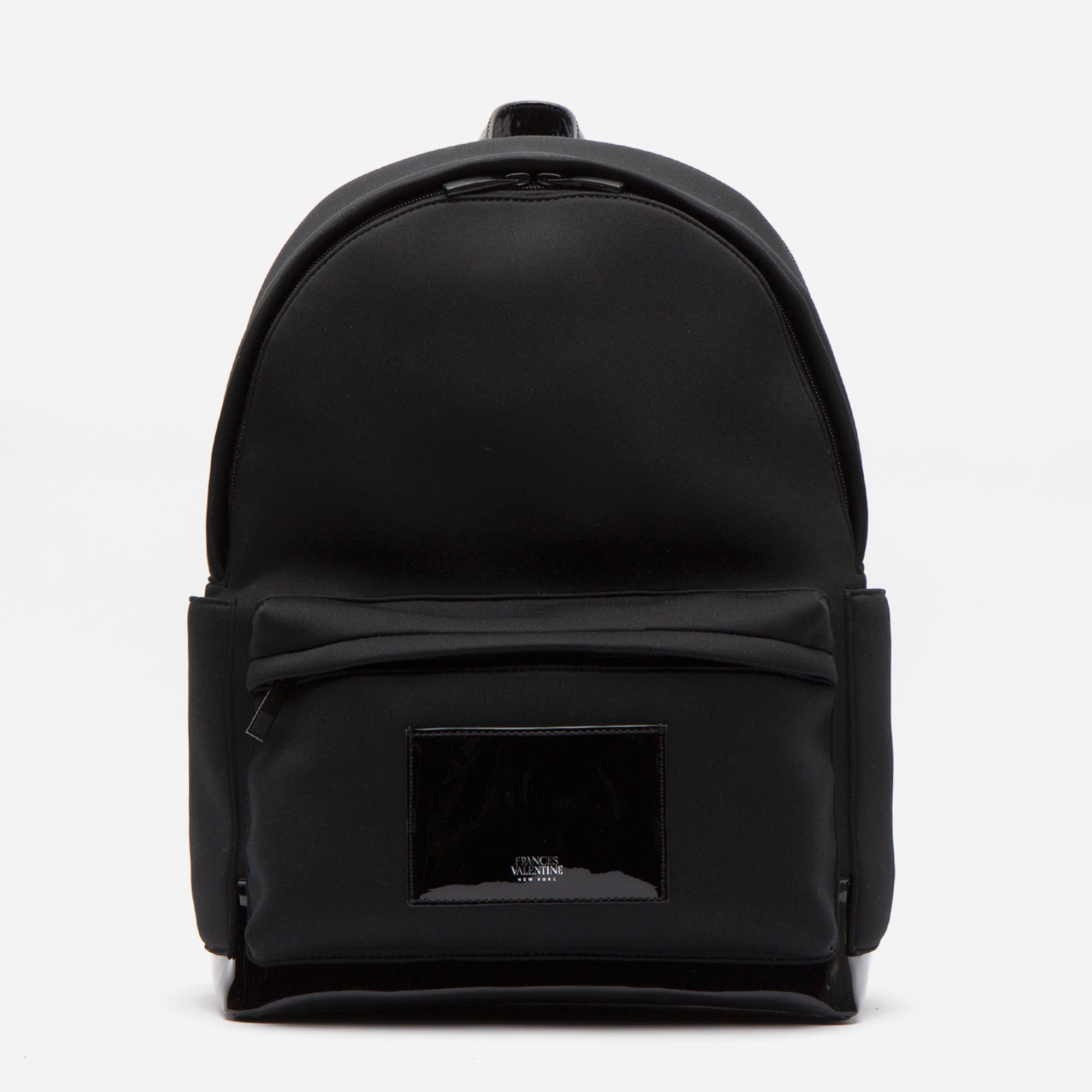 Neoprene Backpack Black