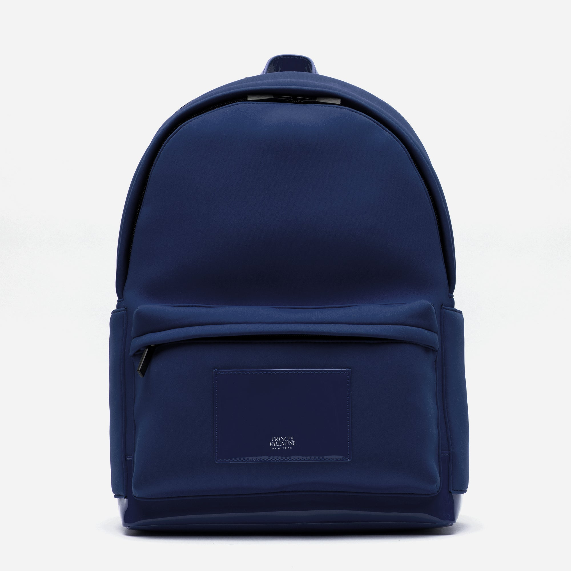 Neoprene Backpack Navy - Frances Valentine