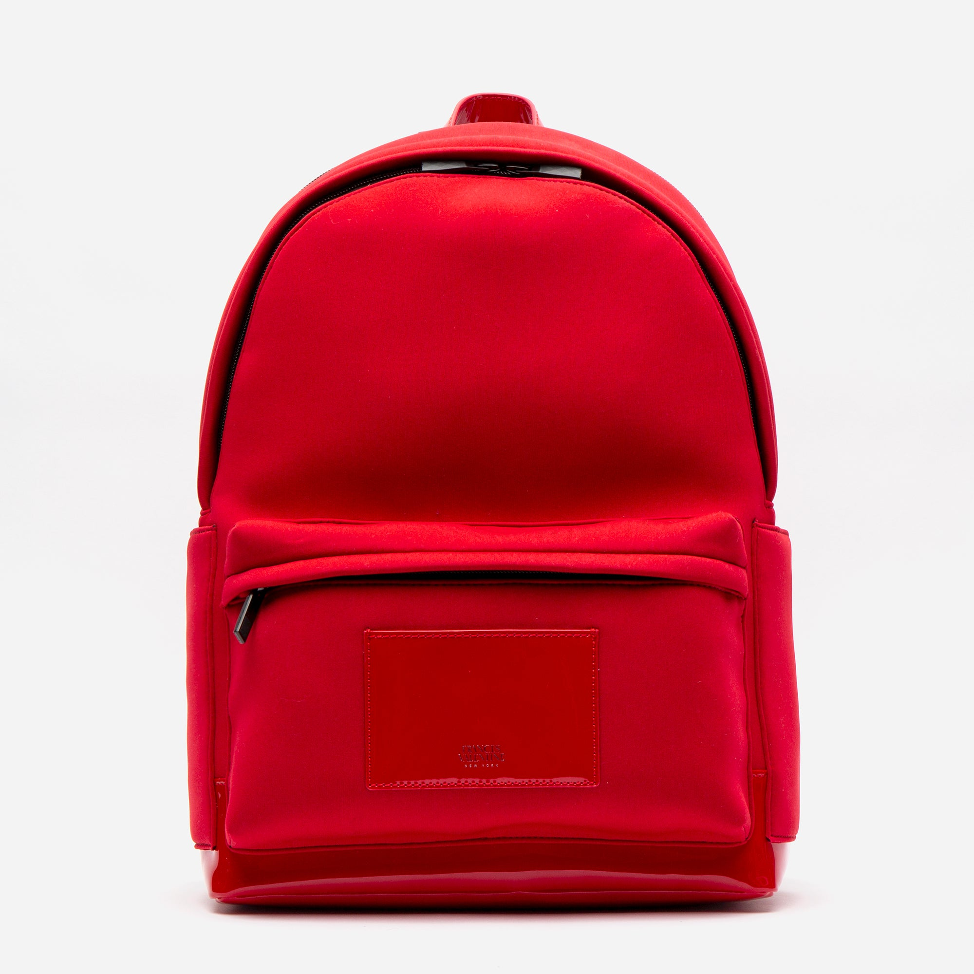 Neoprene Backpack Red