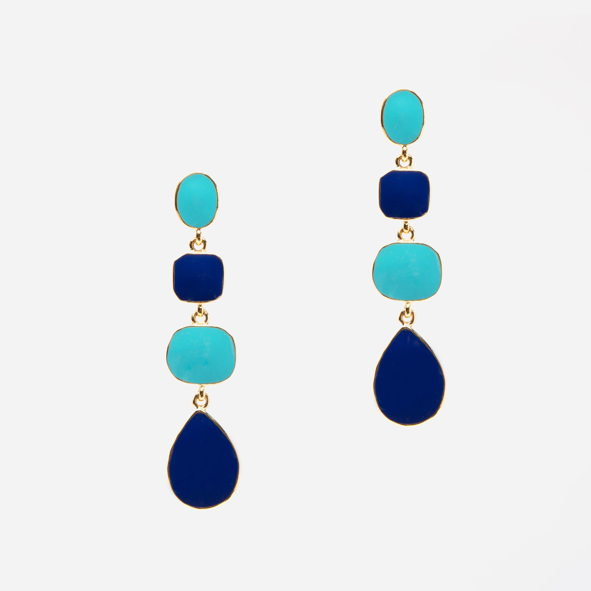 Pacific Drop Earrings